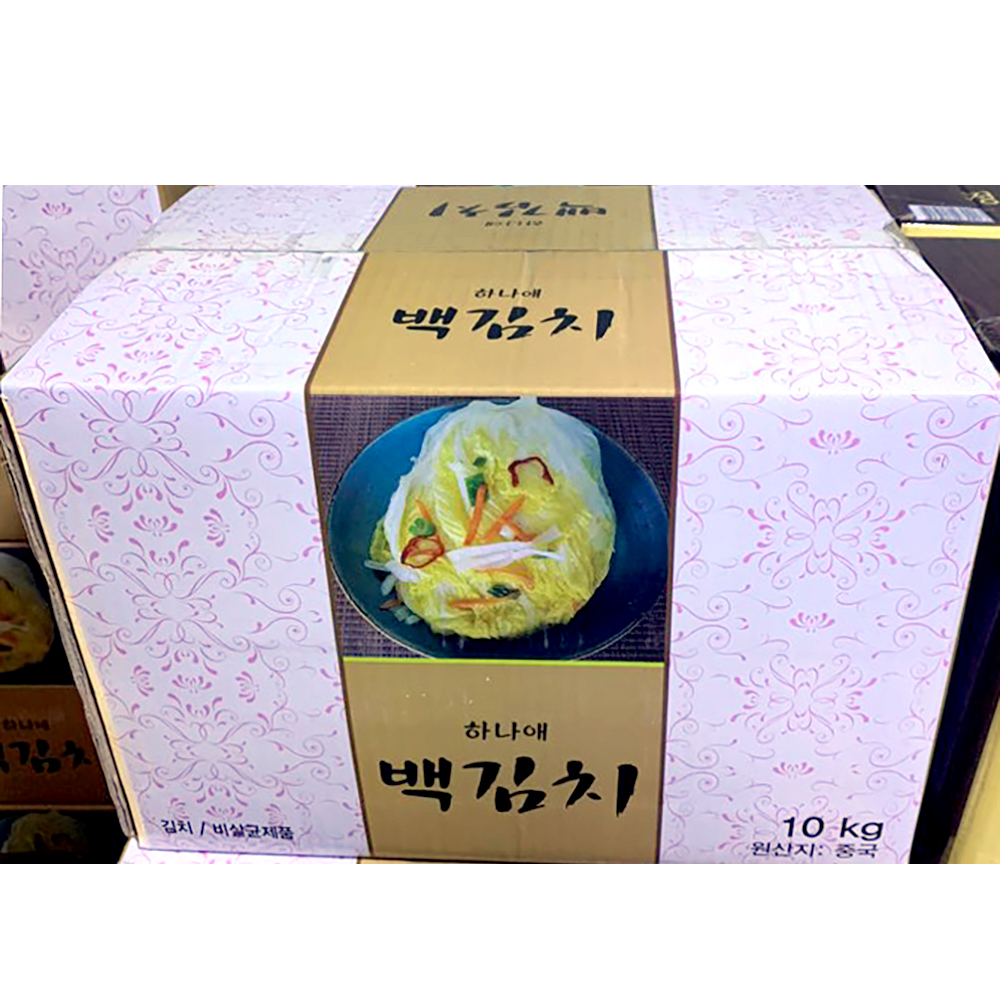 백김치(하나애 10K)